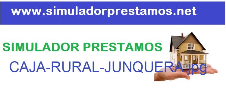 Simulador Prestamos  CAJA-RURAL-JUNQUERA